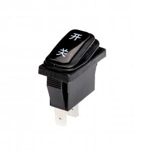 Waterproof Rocker Switch KCD2-11F
