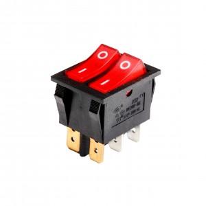 Rocker Switch KCD2-11SN