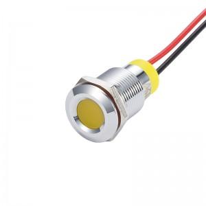 Metal Indicator Light 12mm KEL6A-D12CXY