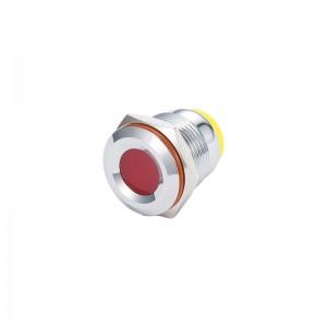 Metal Indicator Light 16mm KEL6A-D16CR