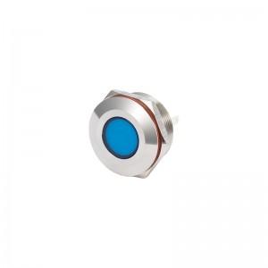 Metal Indicator Light 25mm KEL6A-D25FB