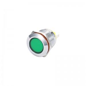 Metal Indicator Light 19mm KEL6AD19FG