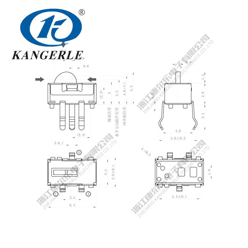 KFC-V-104S-1 datasheet