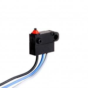 Waterproof Micro Switch KW2-1A-01-M1